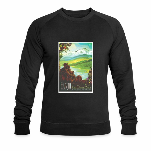 Planète Terre - Sweat-shirt bio