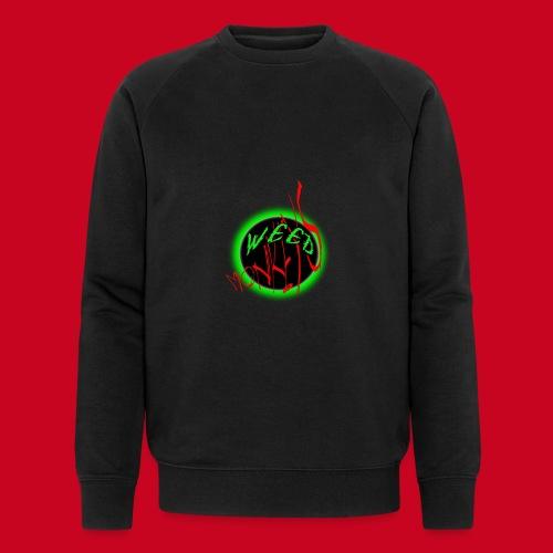 logo - Men's Organic Sweatshirt by Stanley & Stella