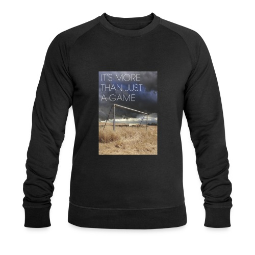 more - Men's Organic Sweatshirt by Stanley & Stella