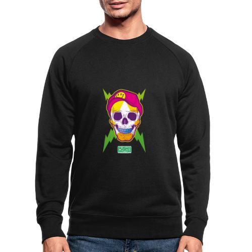 Ptb skullhead - Men's Organic Sweatshirt