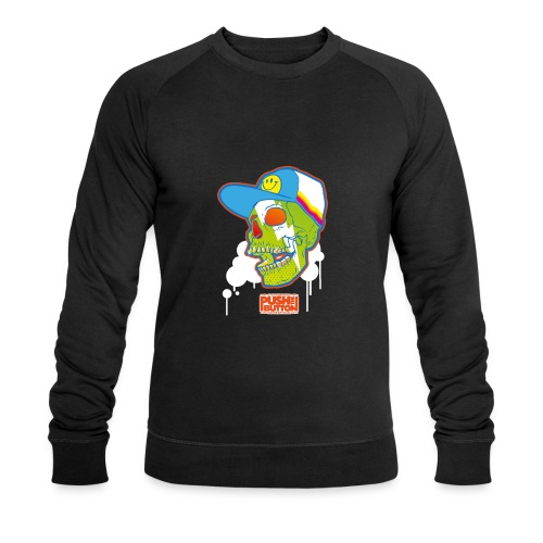 Ptb Skullhead 2 - Men's Organic Sweatshirt by Stanley & Stella