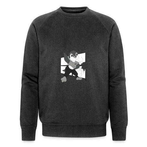 Le pingouin de Nice - Sweat-shirt bio Stanley & Stella Homme