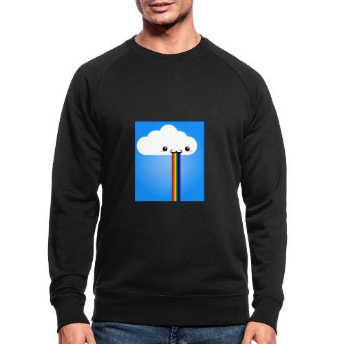rainbow - Männer Bio-Sweatshirt