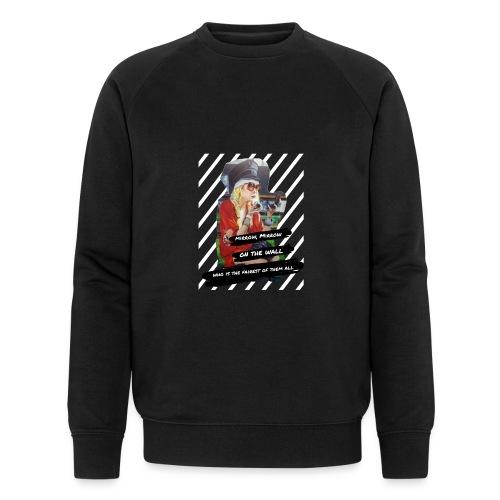 Spieglein, Spieglein - Männer Bio-Sweatshirt von Stanley & Stella