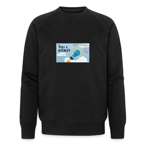 astuces mansour - Sweat-shirt bio Stanley & Stella Homme