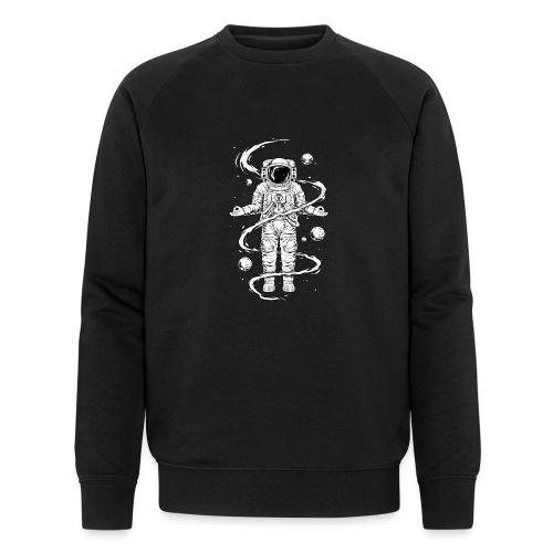 Goa Astronaut - Männer Bio-Sweatshirt von Stanley & Stella