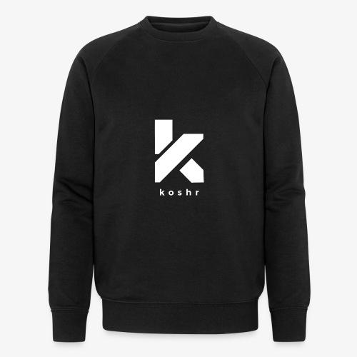 Koshr Official Logo - - Men's Organic Sweatshirt by Stanley & Stella