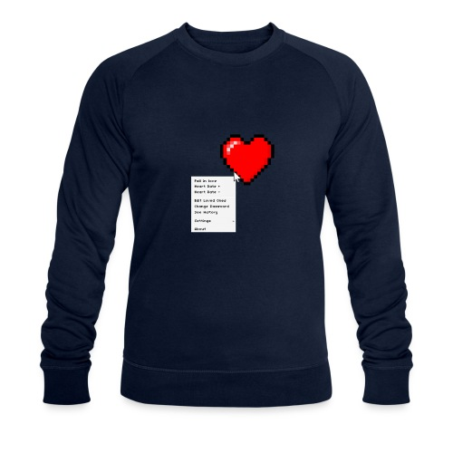 Options of the heart - Økologisk Stanley & Stella sweatshirt til herrer