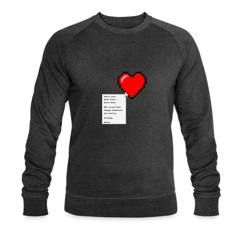 Options of the heart - Økologisk Stanley & Stella sweatshirt til herrer