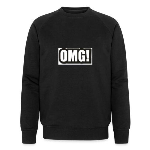 large wordprops omg - Ekologisk sweatshirt herr från Stanley & Stella