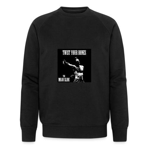 Twist Your Bones - Design 1 - Men's Organic Sweatshirt by Stanley & Stella