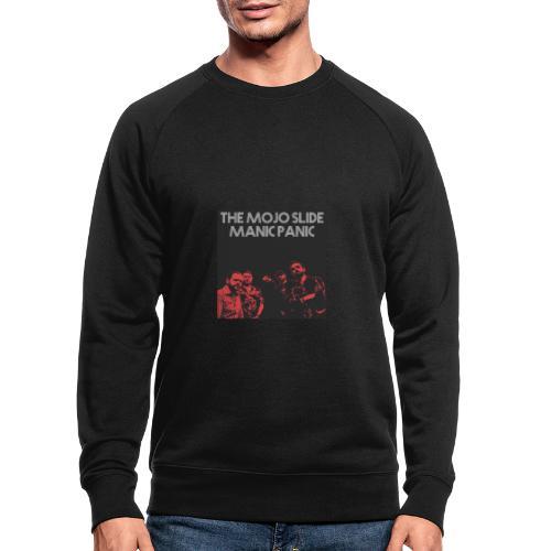 Manic Panic - Design 2 - Men's Organic Sweatshirt