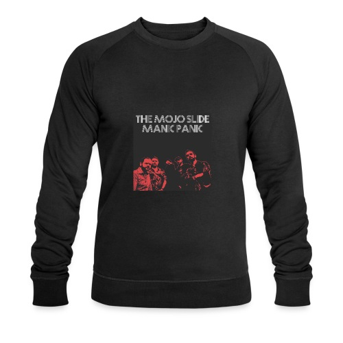 Manic Panic - Design 2 - Men's Organic Sweatshirt by Stanley & Stella