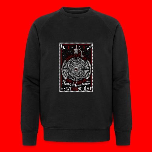SaveOurSouls - Men's Organic Sweatshirt