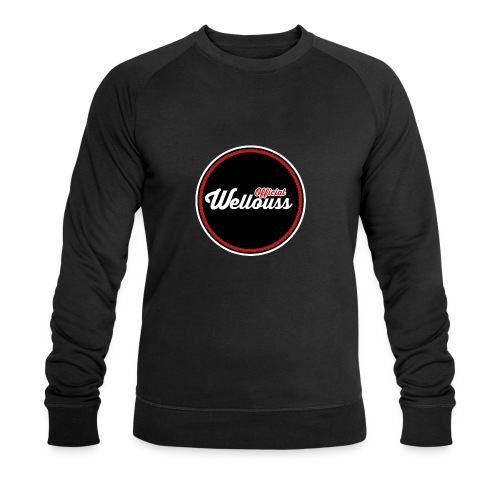 Wellouss Fan T-shirt | Rood - Mannen bio sweatshirt