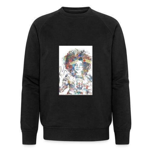 Live and let live, Geschenkidee - Männer Bio-Sweatshirt von Stanley & Stella