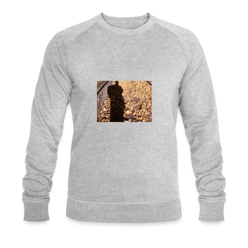 THE GREEN MAN IS MADE OF AUTUMN LEAVES - Men's Organic Sweatshirt