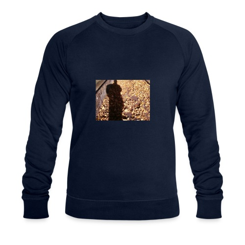 THE GREEN MAN IS MADE OF AUTUMN LEAVES - Men's Organic Sweatshirt by Stanley & Stella