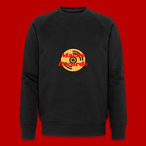 mackerecords merch - Ekologisk sweatshirt herr från Stanley & Stella
