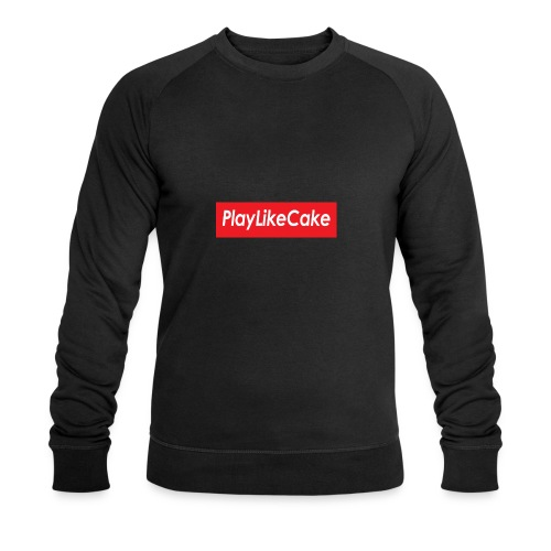 PlayLikeCake - Økologisk sweatshirt for menn