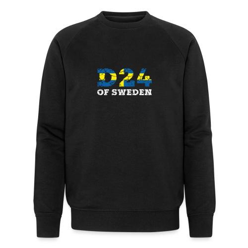D24OFSWEDEN - Ekologisk sweatshirt herr från Stanley & Stella