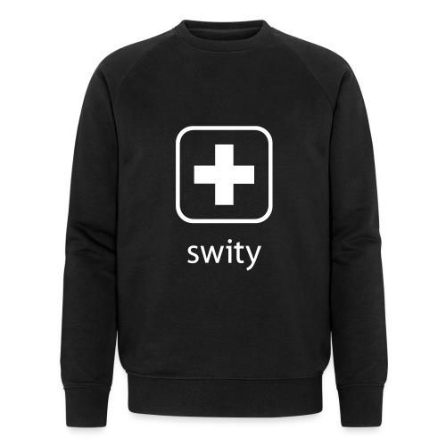 Schweizerkreuz-Kappe (swity) - Männer Bio-Sweatshirt von Stanley & Stella