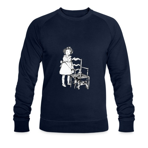 Nelly et sa chaise - Sweat-shirt bio Stanley & Stella Homme