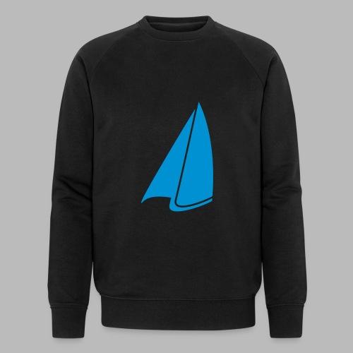 Segel Einfarbig - Männer Bio-Sweatshirt