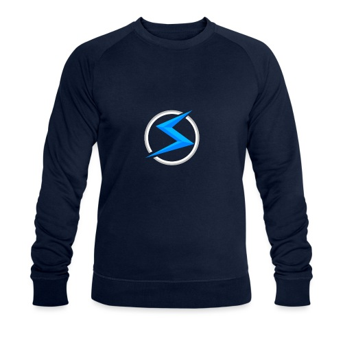 #1 model - Mannen bio sweatshirt