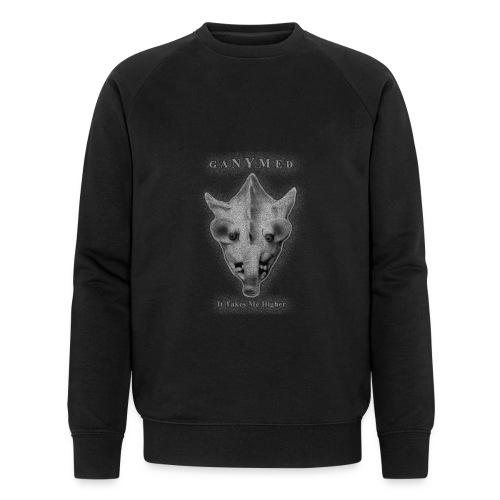 GANYMED silber - Männer Bio-Sweatshirt von Stanley & Stella