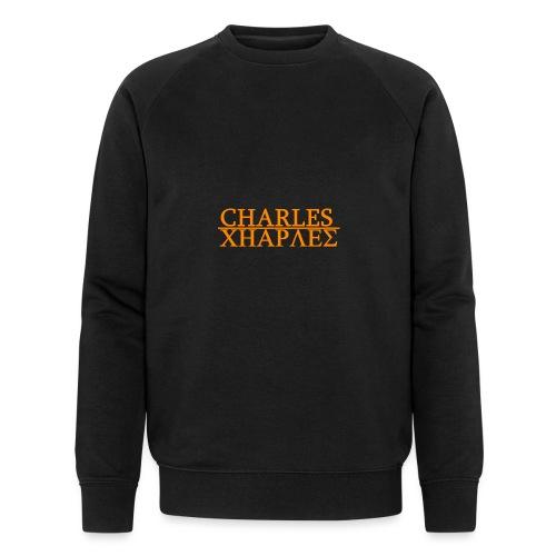 CHARLES CHARLES ORIGINAL - Men's Organic Sweatshirt by Stanley & Stella