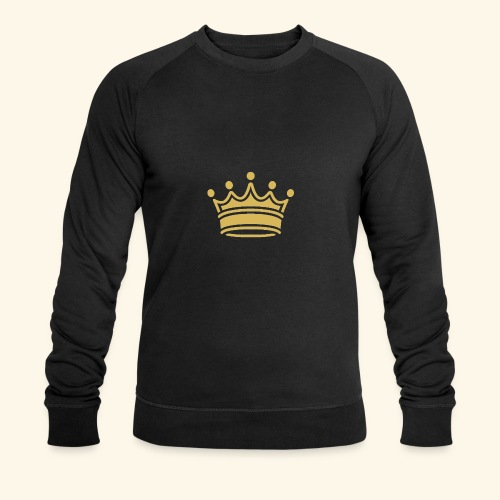 crown - Men's Organic Sweatshirt by Stanley & Stella