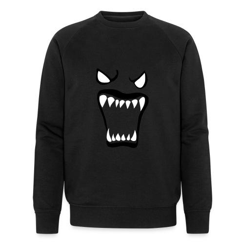 Monsters running wild - Ekologisk sweatshirt herr från Stanley & Stella