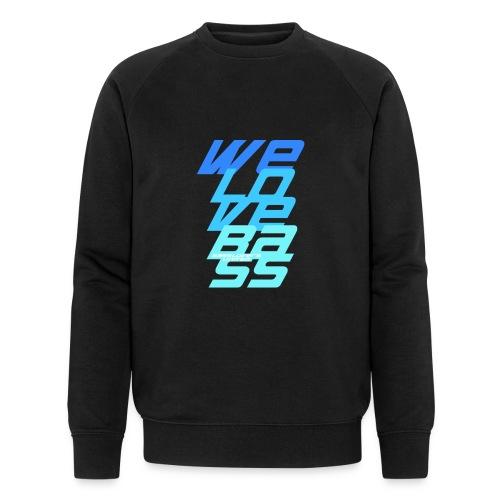WeLoveBass08 - Männer Bio-Sweatshirt von Stanley & Stella