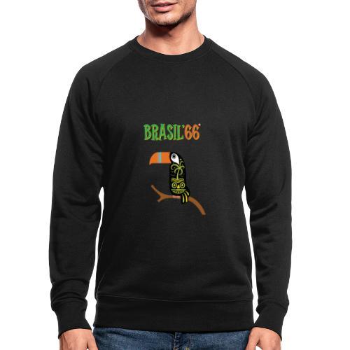 Brasil66 - Økologisk sweatshirt for menn