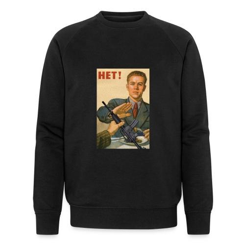 Njet M4 - Männer Bio-Sweatshirt