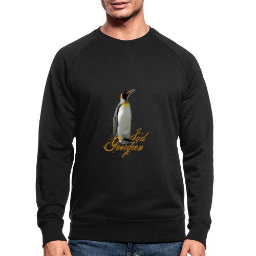 suedgeorgien - Männer Bio-Sweatshirt