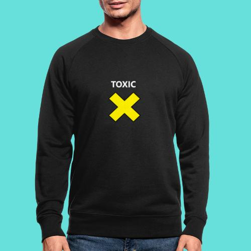 TOXIC - Sweat-shirt bio