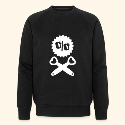 Bier T Shirt Design Piratenflagge - Männer Bio-Sweatshirt von Stanley & Stella