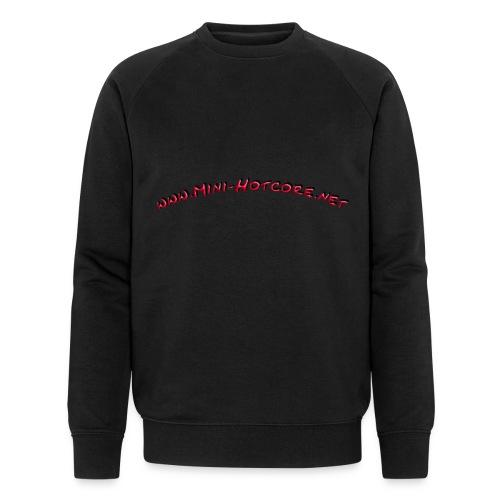 Logo - Männer Bio-Sweatshirt von Stanley & Stella