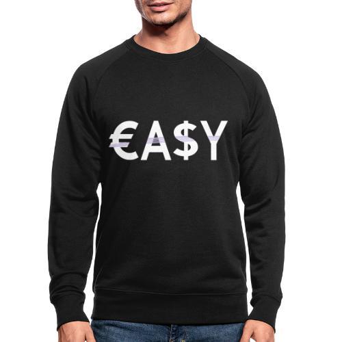 EASY - Sudadera ecológica hombre