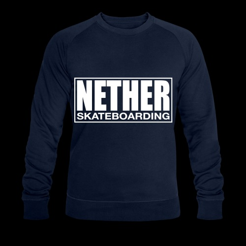 Nether Skateboarding T-shirt Black - Felpa ecologica da uomo di Stanley & Stella