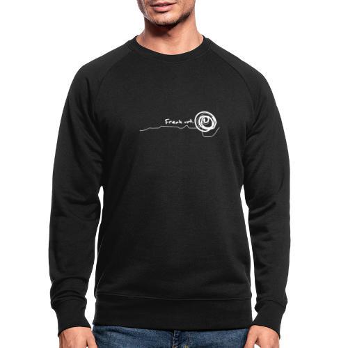 Freak out | Design von FUNI SMART ART - Männer Bio-Sweatshirt