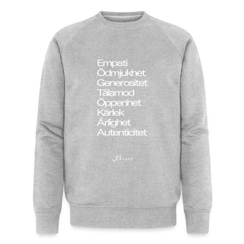 Egenskaper lista - Men's Organic Sweatshirt