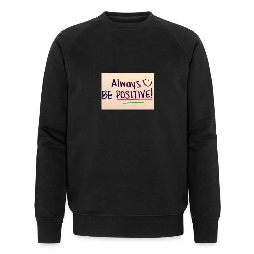 Bamse - Økologisk sweatshirt til herrer