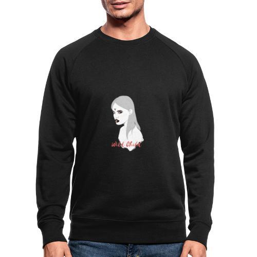 dark t shirt design female - Sudadera ecológica hombre de Stanley & Stella