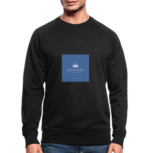 konstrex - Økologisk sweatshirt til herrer