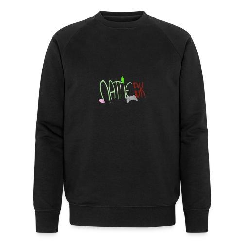 Navn - Økologisk Stanley & Stella sweatshirt til herrer