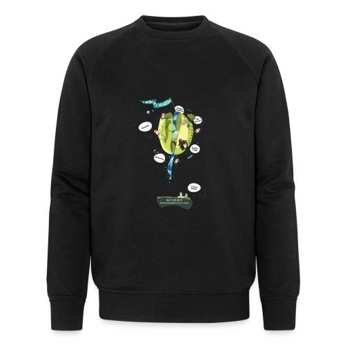 T-shirt Maison de L'aventure - Sweat-shirt bio Stanley & Stella Homme