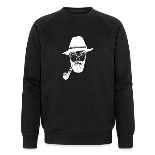Bergbauer das Original, black, groß - Männer Bio-Sweatshirt von Stanley & Stella